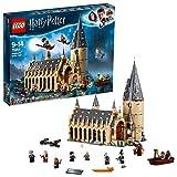 LEGO  75954  Harry Potter Gran Comedor de Hogwarts - Juguete de Construcción, con Minifiguras de Harry Potter