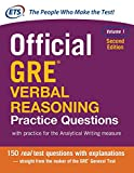 Official GRE Verbal Reasoning Practice Questions,...