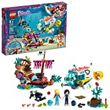 LEGO Friends Dolphins Rescue Mission 41378 Building Kit with Toy Submarine and Sea Creatures, Fun Sea Life Playset with Kacey and Stephanie Minifigures for Group Play (363 Pieces)