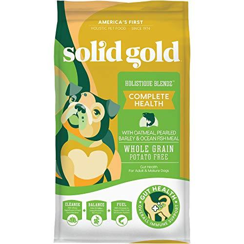 Solid Gold - Holistique Blendz with Oatmeal,...