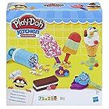 Hasbro Play-Doh- Play-Doh Gelati e Ghiaccioli, Multicolore, E0042EU4
