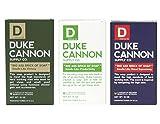 Duke Cannon Men's Big Brick of Soap Set - Productivity, Naval Supremacy, Victory
