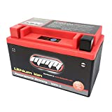 MMG YTX7A-BS Lithium Ion Sealed Powersports Battery 12V 160CCA Compatible with PTX7A-BS GTX7A-BS CYTX7A-BS M32X7A