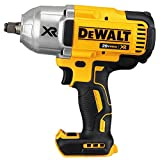 DEWALT (DCF899HB) 20V MAX XR Impact Wrench Kit, Brushless, High Torque, Hog Ring Anvil, 1/2-Inch, Tool Only