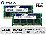 Timetec Hynix IC Compatible with Apple 16GB Kit (2x8GB) DDR3 1333MHz...
