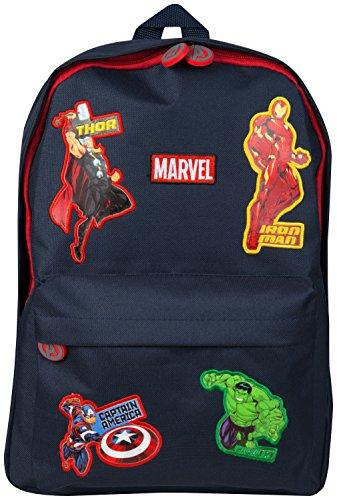Marvel Avengers Zaino Scuola Cartella per Bambini Zainetto da Viaggio