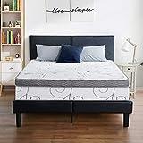 Olee Sleep 13 Inch Galaxy Euro Box Top Spring Mattress