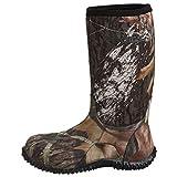 Bogs Classic High Mossy Oak Waterproof Insulated Rain Boot (Toddler/Little Kid/Big Kid), Mossy Oak, 6 M US Big Kid