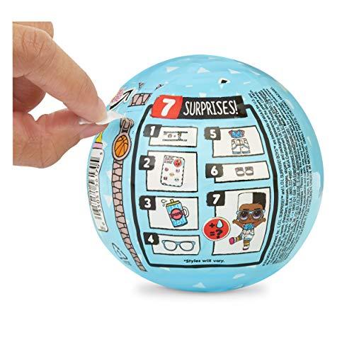 Image 1 - L.O.L MGA- Poupée garçon 1boule - 7 Surprises Toy, 561705E7C, modèle aléatoire
