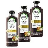 Herbal Essences Shampoing Pure Lait de Coco Hydratation, 90% d'ingrédients...