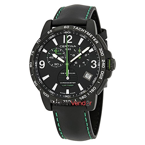 Certina DS Podium Chronograph Rundentimer Racing Edition