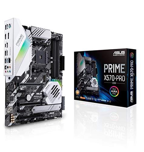 ASUS AMD AM4 対応 マザーボード PRIME X570-PRO/CSM 【ATX】統合マネージメントシステム搭載