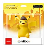 A talking Pikachu who Tim meets in Ryme City. He calls himself a great detective. For some reason, it seems Tim is the only one who can understand what he's saying By tapping the extra-large Detective Pikachu amiibo figure while playing the Detective...