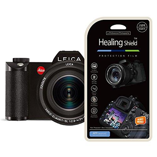 Healing Shield Leica SL 專用 プレミアム クリアタイプ 液晶保護フィルム 2枚