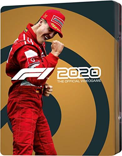 F1 2020 Schumacher Deluxe Edition mit Schumacher Steelbook (Amazon Exklusiv) (PS4)