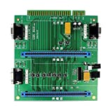 Calvas Hot!! GBS-8118 Arcade Game Multi JAMMA 2 in 1 Switch Remote Control JAMMA PC Board Jamma Switcher - (Color: Green)