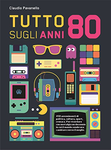 Tutto sugli Anni 80