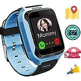 GPS Tracker pour enfant TKSTAR Smartwatch for kids avec la caméra SIM...