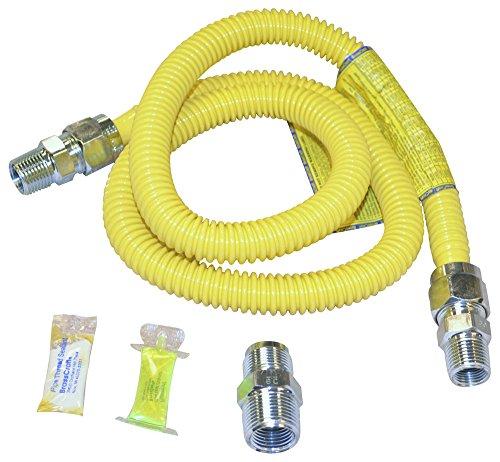 Whirlpool 3048KITRC 30-48KITRC Gas Range Connector Kit, white