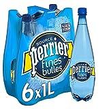 Perrier Fines Bulles Eau Minerale 6 x 1 L