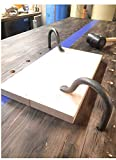 """Woodworking Hold Fast Hold Down Bench dog clamp for 3/4"""" dog hole(5/8' diameter shaft) (one single holdfast)"""