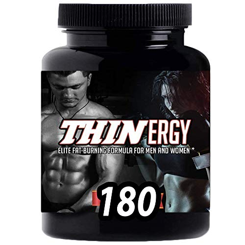 Thinergy Extreme Weight Loss System (180 Day Supply) Advanced Fat Burn & Diet Supplement 1