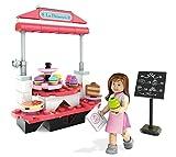 Mega Bloks American Girl Grace's Pastry Cart (Toy)