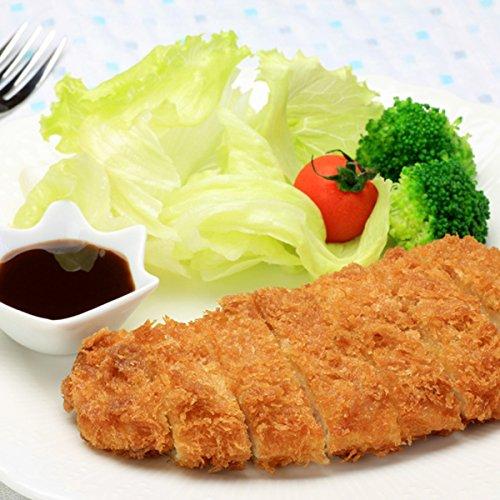 鳥肉 無添加 【 国産鶏肉 】 ロース チキンカツ 3枚 セット ヘルシー 【 冷凍 】