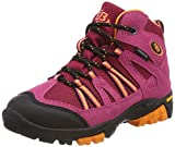 Brütting OHIO HIGH Trekking- & Wanderstiefel Mädchen, Pink/ Orange, 32 EU