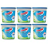 Damprid Refillable Moisture Absorber Fresh Scent, 10.5 Ounce, Pack of 6