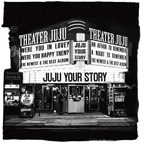 【Amazon.co.jp限定】YOUR STORY (初回生産限定盤) (DVD付) (デカジャケット付)