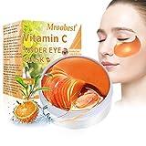 Máscara para ojos, máscara para ojos, parche para ojos, máscara para ojos de colágeno, máscara para vitamina C ...