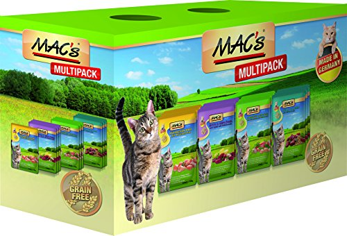 Multipack nur Fleisch,1.2kg, (3 Stk. pro Sorte 851, 853, 854, 855)