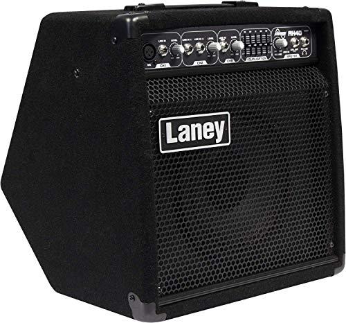 Laney AUDIOHUB Series AH40 - Multi-Input Combo Amp - 40W - 8 inch Woofer Black