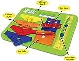 Buckle Toys - Busy Board