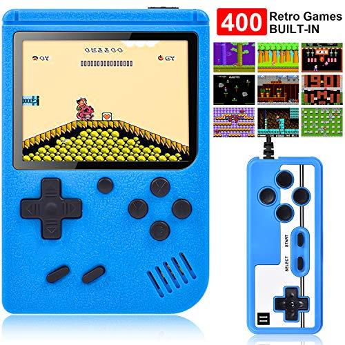 Gamory Console de Jeux rétro, Console de Jeu Portable avec 400 Jeux...