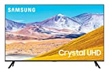 SAMSUNG 85-inch Class Crystal UHD TU-8000 Series - 4K UHD HDR Smart TV with Alexa Built-in...