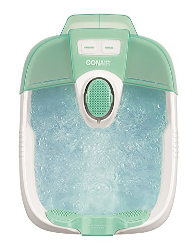 Conair Foot Pedicure Spa with Massage and Bubbles
