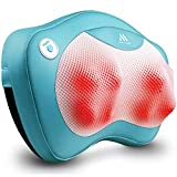Back Massager Neck Massager with Heat - Christmas Gifts for...