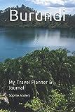 Burundi: My Travel Planner & Journal