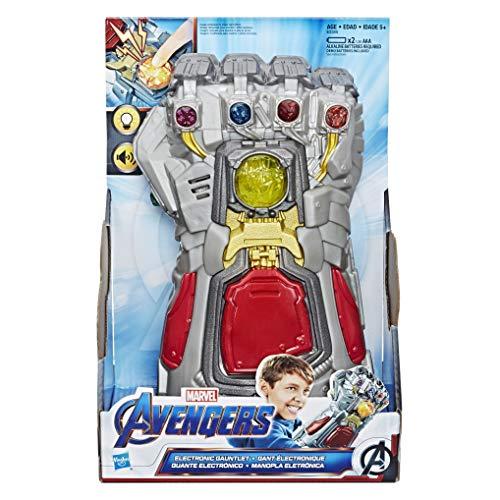 Hasbro Marvel Avengers Endgame Guanto del Potere, Elettronico, per Bambini, Multicolore, E3385EU4
