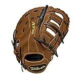 Wilson A900 12' First Base Baseball Mitt - Left Hand Throw
