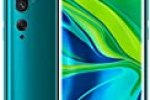 """Xiaomi Mi Note 10 Smartphone, 6 GB RAM + 128 GB ROM, Schermo 3D Curved Amoled 6.47"""", Penta Camera 108 MP, Selfie camera da 32 MP, 5260 mAh, Verde (Aurora Green)"""