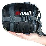 Mivall Ultraleicht, klein, warm Sommerschlafsack...
