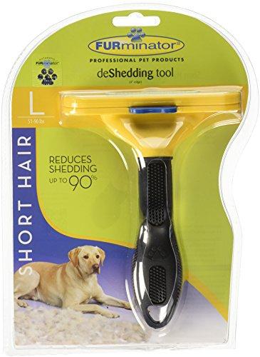 FURminator deShedding Tool For Dogs – Short,...