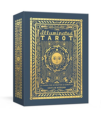 The Illuminated Tarot: 53 Cards for Divination & Gameplay...