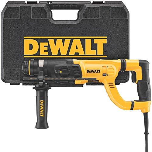 DEWALT D25262K D-Handle SDS Rotary Hammer with Shocks, 1\'