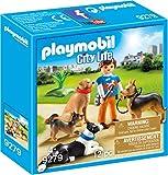Playmobil - Entraineur et Chiens - 9279