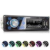XOMAX XM-R272 Autoradio avec Connexion la Bluetooth et Musique I FM I Port...