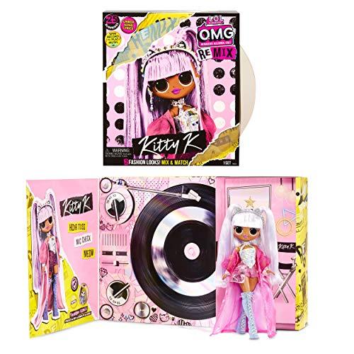 Image 4 - LOL Surprise OMG Remix - Avec 25 Surprises - A collectionner Poupée mannequin, Vêtements & Accessoires - Kitty K